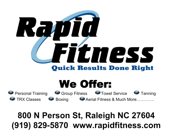 Rapid Fitness - Quick Results Done Right