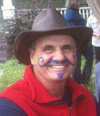 2011 A Block Party mustache