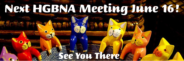 HGBNA meeting Tuesday June 16