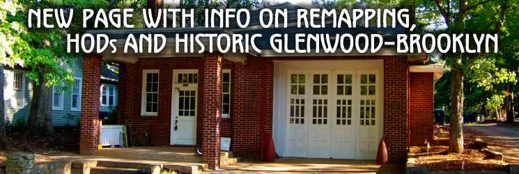HODs? UDO? Remapping? Glenwood-Brooklyn info here